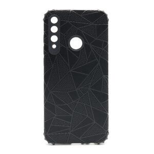 Huawei Y6p maska mozaik crna (F88412)