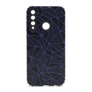 Huawei Y6p maska mozaik plava (F88413)