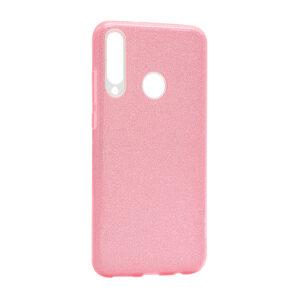Huawei Y6p maska roze sa šljokicama (F87097)