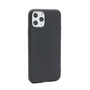 iPhone 11 Pro maska karbon crna mat (F80782)