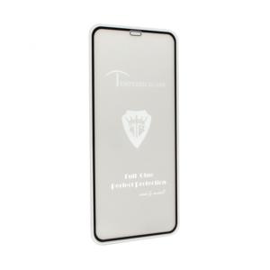 iPhone 11 Pro Max premium zaštitno staklo crno (FL6747)