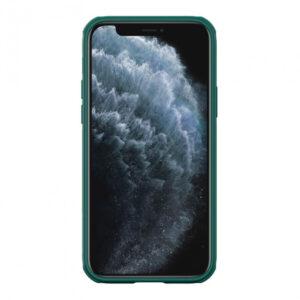 iPhone 12 maska CamShield zelena (87468)