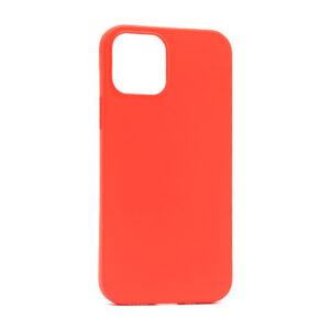 Maska za iPhone 12 PRO crvena mat (F87043)