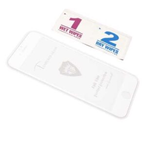 iPhone 6S premium zaštitno staklo belo (FL6146)
