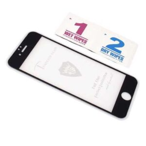 iPhone 6S premium zaštitno staklo crno (FL6145)