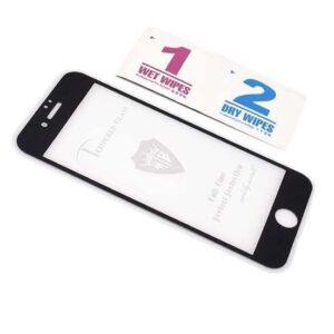 iPhone 8 premium zaštitno staklo crno (FL6149)