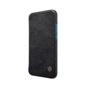 Kožna Futrola za Huawei P20 Lite crna (F60544)