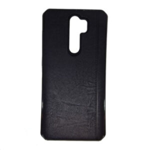 Kožna maska za Redmi Note 8 Pro crna
