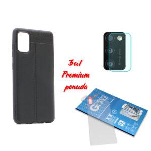 Maska Samsung A41 crna premium ponuda