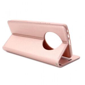 Huawei Mate 40 Pro preklopna futrola roze (87700)
