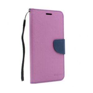 Motorola Moto E6s futrola preklopna ljubičasta (83101)