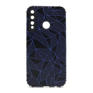 Huawei P40 Lite E maska mozaik plava (F88385)