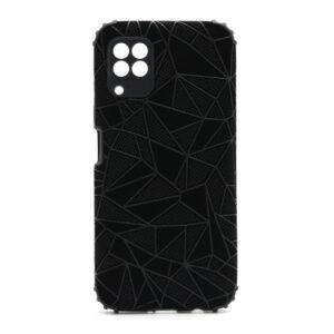 Huawei P40 Lite maska mozaik crna (F88380)