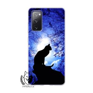 Print maska za Samsung S20 FE Mesečina