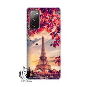 Print maska za Samsung S20 FE Pariz