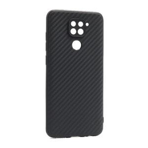 Redmi Note 9 maska karbon crna mat (84869)