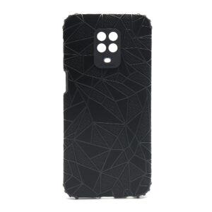 Redmi Note 9 Pro maska mozaik crna (F88416)