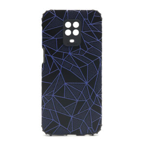 Redmi Note 9 Pro maska mozaik plava (F88417)