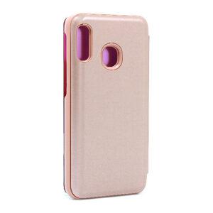 Samsung A20e pametna futrola roze (F78217)