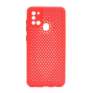 Samsung A21s maska ASPIRA crvena (F88007)