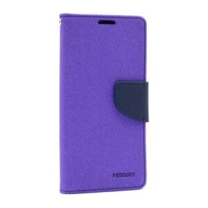 Samsung A41 futrola preklopna ljubičasta (F84613)