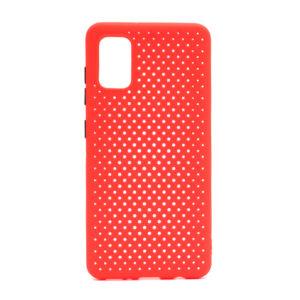 Samsung A41 maska ASPIRA crvena (F87991)