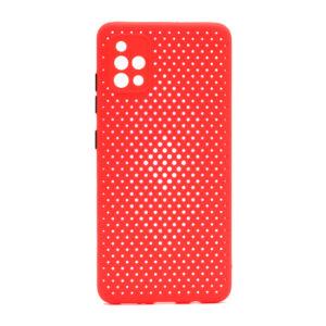 Samsung A51 maska ASPIRA crvena (F88016)