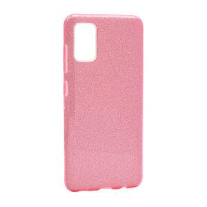 Samsung A51 maska roze sa šljokicama (F85635)