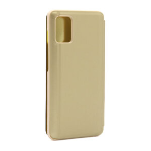 Samsung A51 pametna futrola zlatna (F85983)
