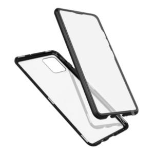 Samsung A71 magnetna maska 360° crna