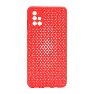 Samsung A71 maska ASPIRA crvena (F87999)