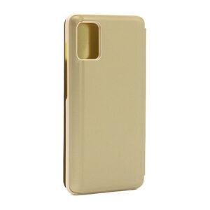 Samsung A71 pametna futrola zlatna (F85984)