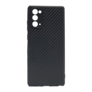 Samsung Note 20 maska karbon crna mat (86731)