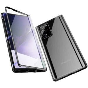 Samsung Note 20 Ultra magnetna maska 360° crna