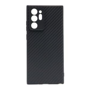 Samsung Note 20 Ultra maska karbon crna mat (86732)