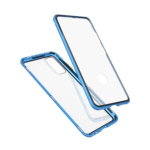 Samsung S20 magnetna maska 360° plava