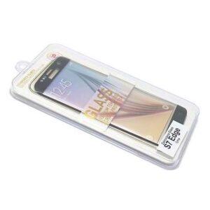 Samsung S7 Edge premium zaštitno staklo crno (FL3372)