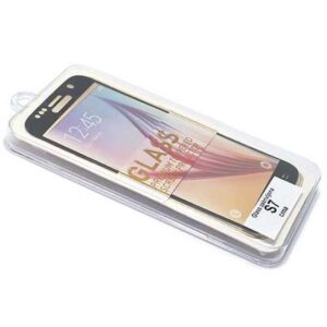 Samsung S7 premium zaštitno staklo crno (FL3800)