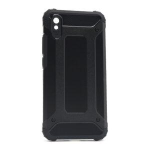 Xiaomi Redmi 9A Defender maska crna (F87359)