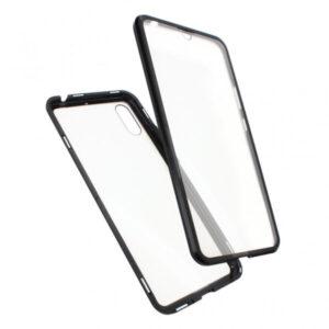 Xiaomi Redmi 9A magnetna maska 360° crna