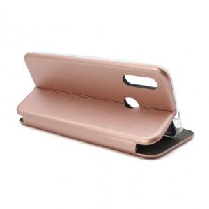 Futrola na preklop Motorola Moto E6 Plus roze (73925)