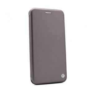 Futrola na preklop Moto G9 Play siva (88795)