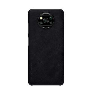Kožna Futrola za Xiaomi Poco X3 crna (88200)