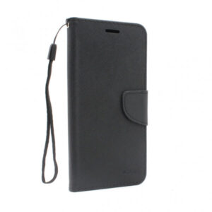 LG K22 futrola preklopna crna (88291)