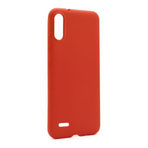 LG K22 maska crvena mat (F89413)
