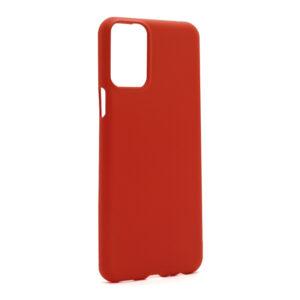 LG K42 maska crvena mat (F89409)