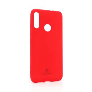 Maska za Motorola Moto E6 Plus crvena (76233)