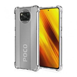 Maska za Xiaomi Poco X3 providna CRASHPROOF (88317)
