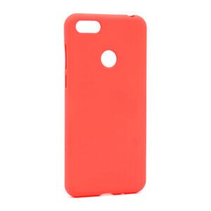 Motorola Moto E6 Play maska crvena mat (F82370)