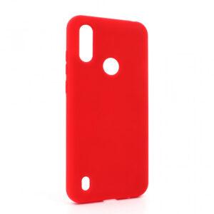 Motorola Moto E6s maska crvena mat (88227)